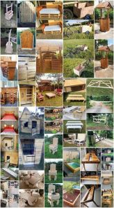 25 Recycled Pallet Ideas - Beautify Your Home