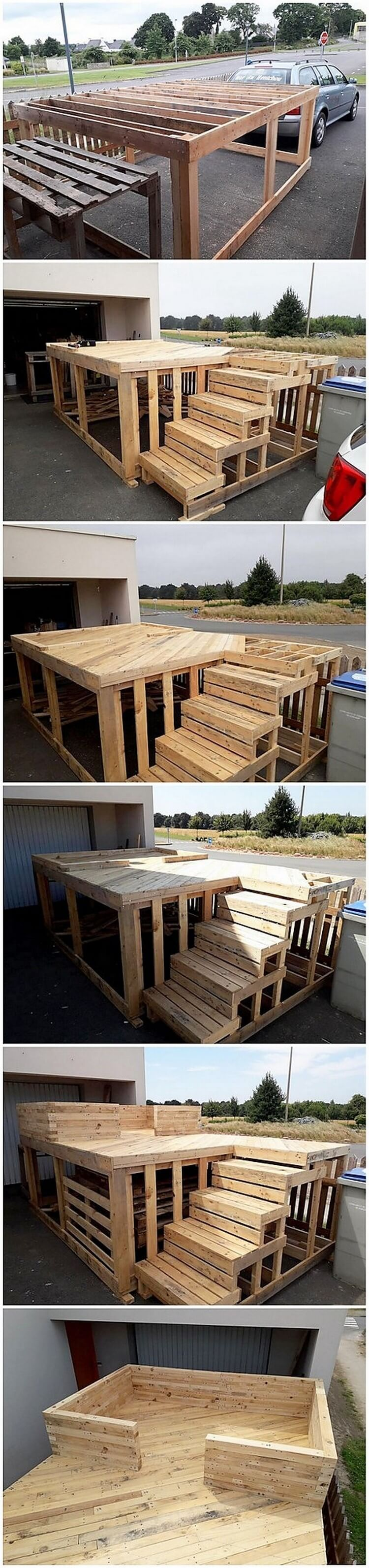 DIY Pallet Creation