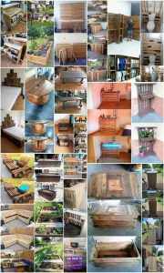 Incredible DIY Wooden Pallet Recycling Ideas