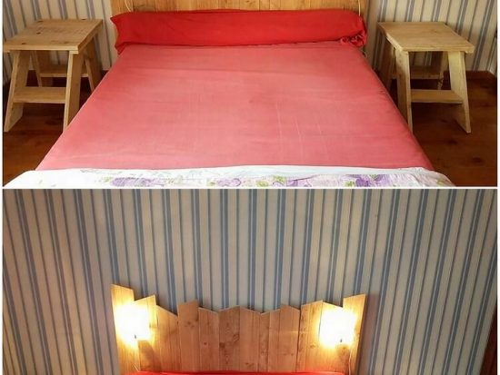 25 Recycled Pallet Ideas – Beautify Your Home