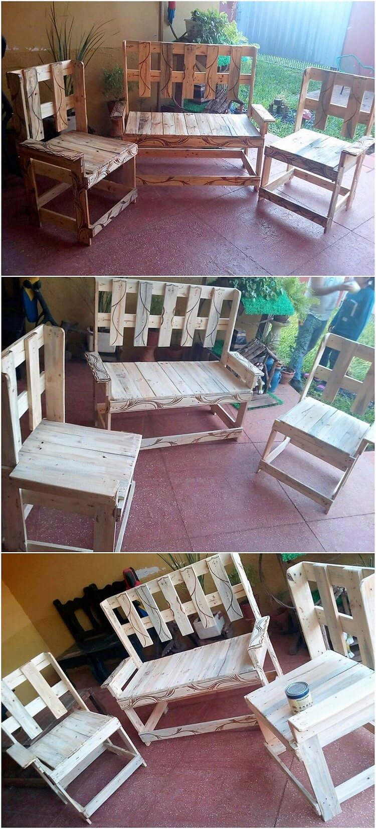 Things You Can Make With Recycled Wood Pallets Wooden