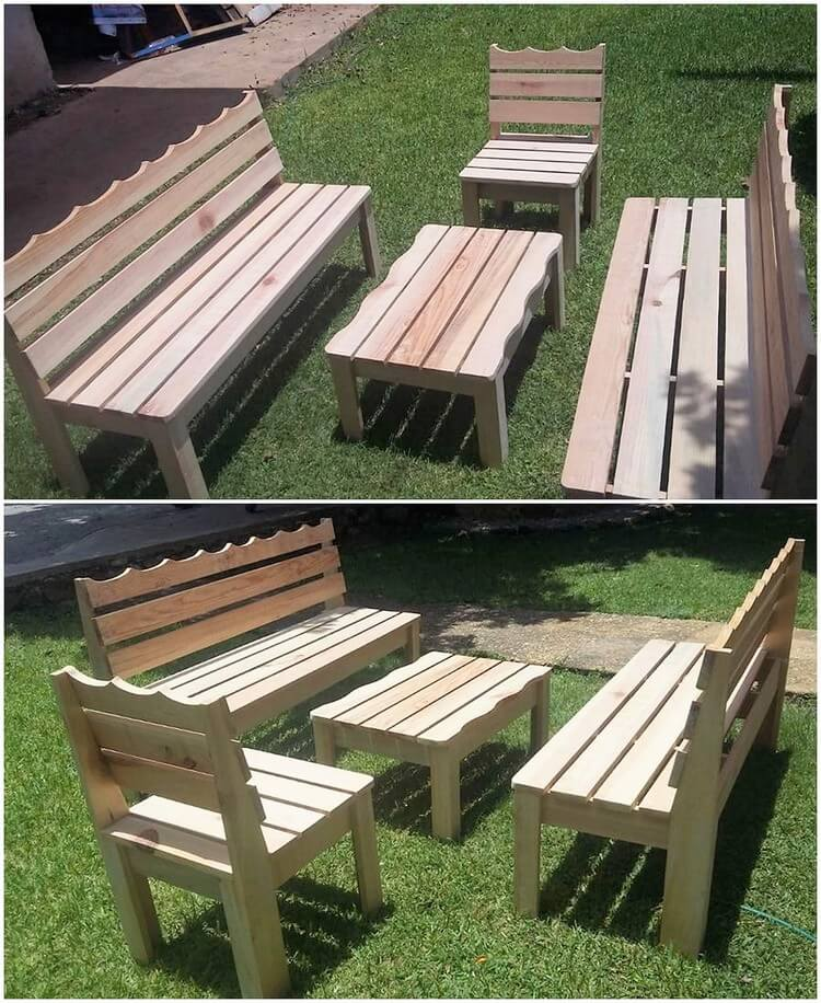What to do with Recycled Wood Pallets