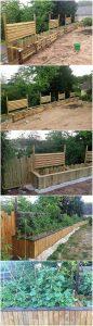 Pallet Gardening Idea
