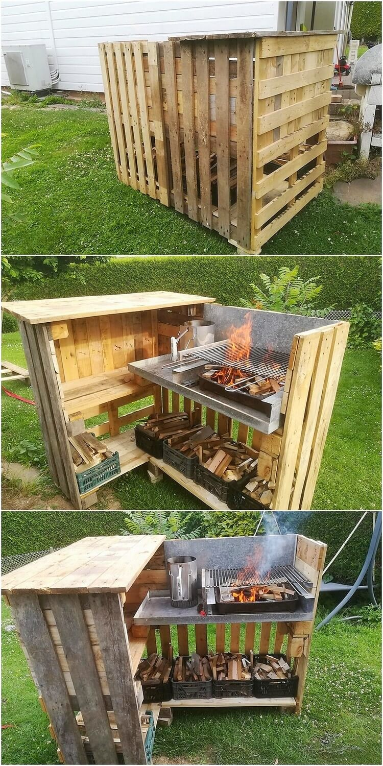 Genius Ways of Turning Recycled Pallets into Fabulous Creations