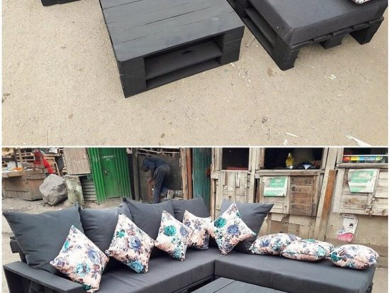 Got Pallets? These Amazing DIY Pallet Ideas Easy to Copy
