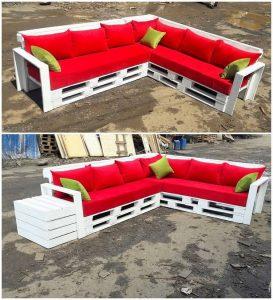 Pallet Sofa Set
