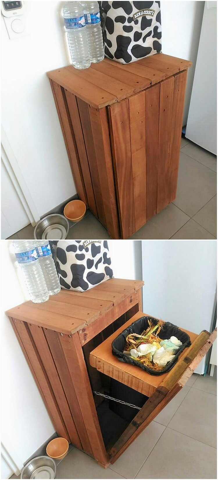 Useful DIY Ideas for Wood Pallet Recycling