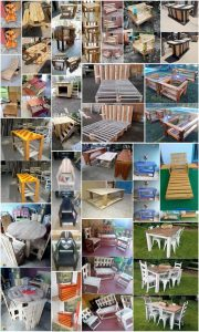 Things You Can Make with Recycled Wood Pallets