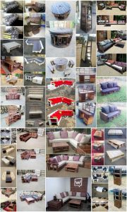 Brilliant Ideas to Make Out of Reused Wooden Pallets