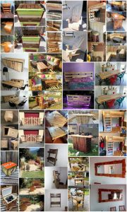 Inspiring DIY Wooden Pallet Ideas for Your House