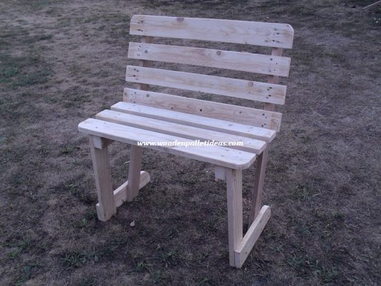 Creative Pallet Furniture Ideas and DIY Projects