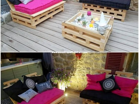 Inspiring DIY Wood Pallet Ideas for Your Home and Garden
