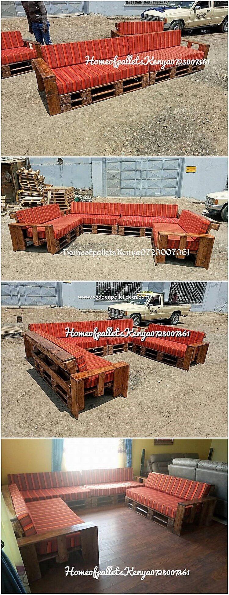 Motivational Wooden Pallets Repurposing Ideas | Wooden ...