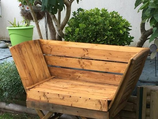DIY Recycled and Reused Wood Pallet Projects