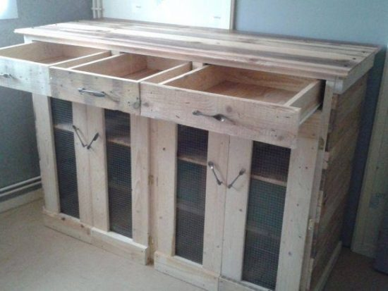 Creative and Unique Ideas Made with Recycled Pallets