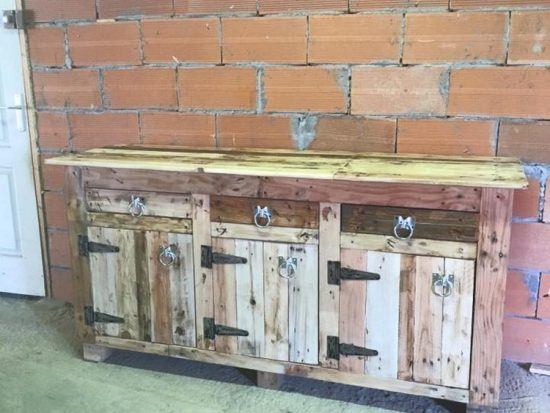 Excellent DIY Wooden Pallets Reusing Ideas