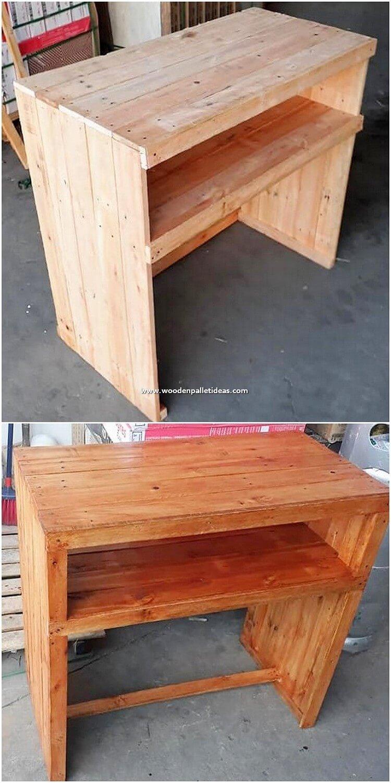 Pallet Desk