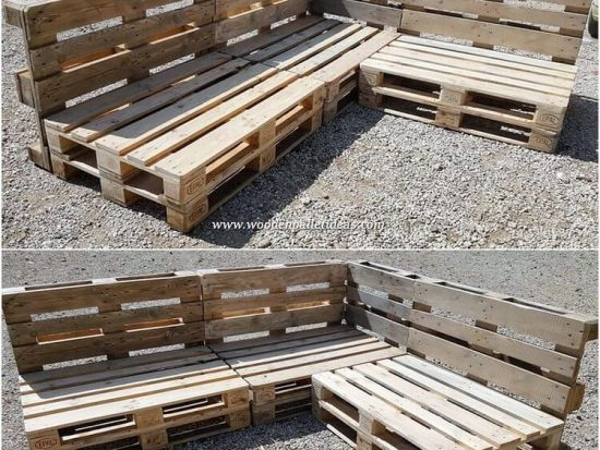 Wonderful Pallet Furniture DIY Projects