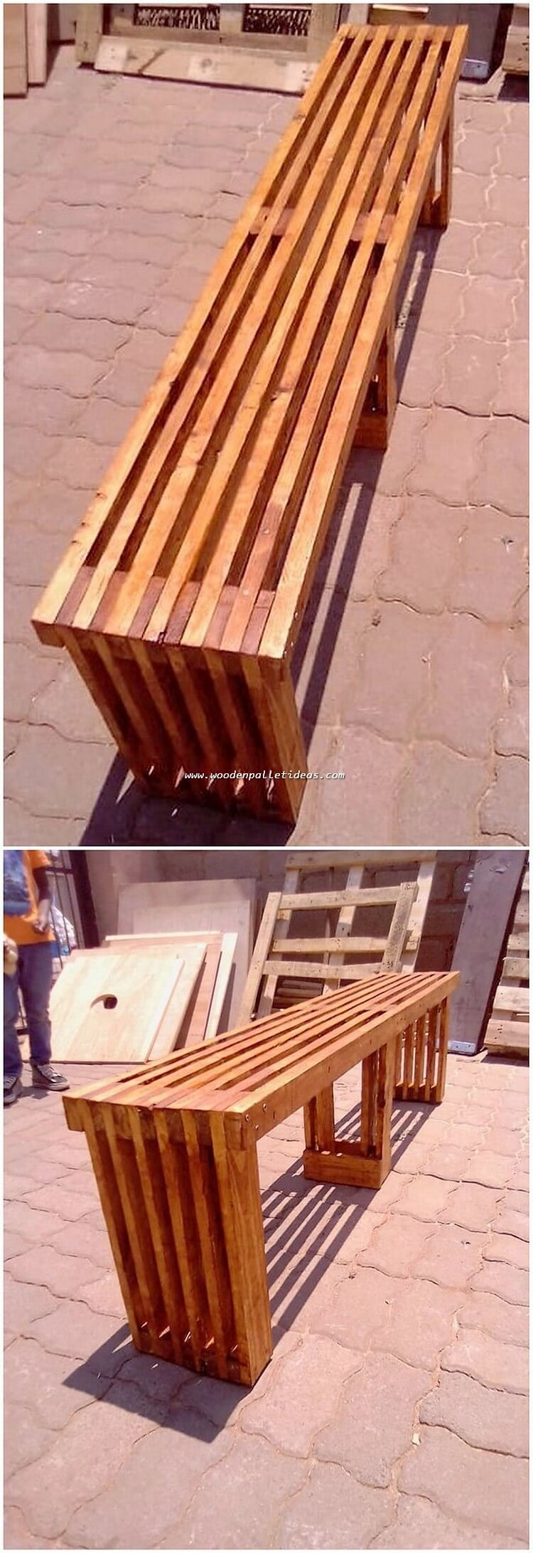 Pallet Table or Bench