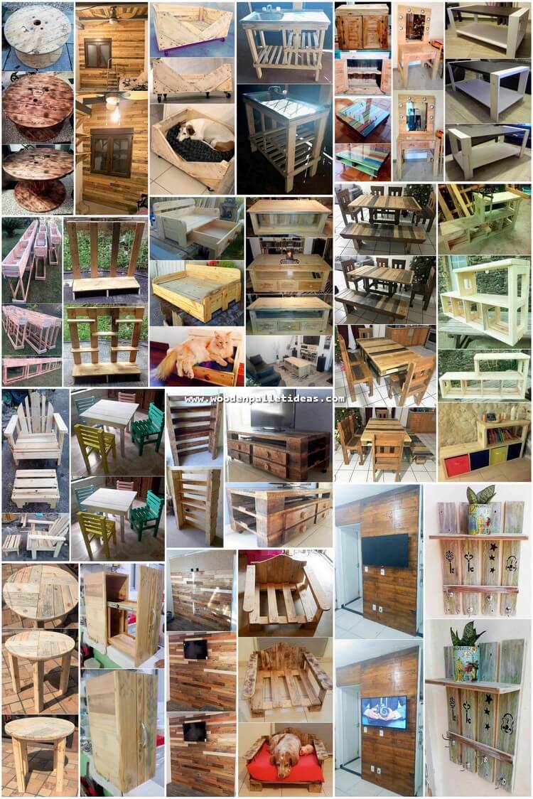 Easy Diy Wood Pallet Projects You Can Try Today Wooden