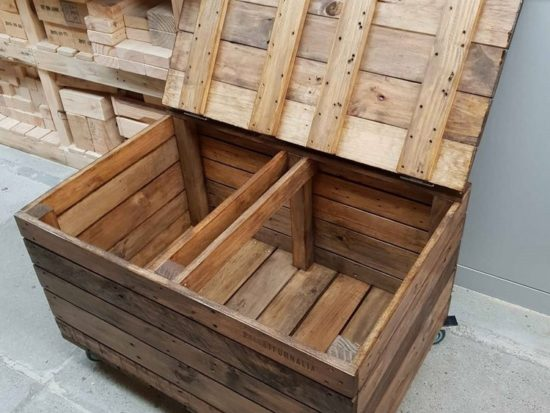 Creative Ways of Recycling Pallets That Will Inspire You
