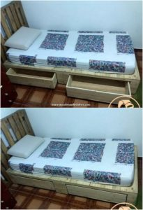 What Can We Build with Old Pallets