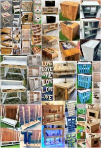 Latest DIY Wood Pallet Ideas for Your Home