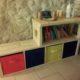 Pallet Bookshelf