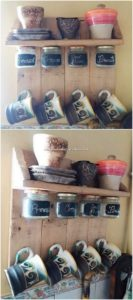 Pallet Cup Holders