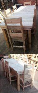 Pallet Dining Furniture