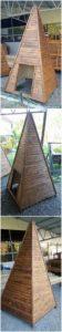 Pallet Pyramid Creation