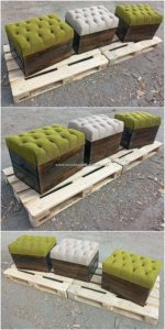 Pallet Seats