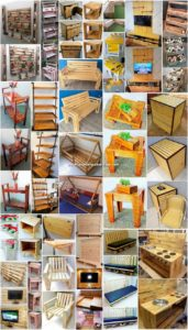 Wondrous DIY Pallet Ideas for Your Weekend Home Project