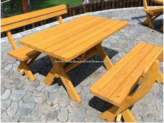 Using Pallets You Can Make Some Amazing Things
