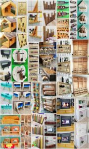 Incredible Ideas to Recycle Used Wooden Pallets