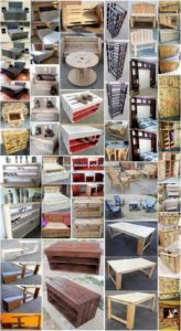 Intelligible DIY Wooden Pallet Recycling Ideas