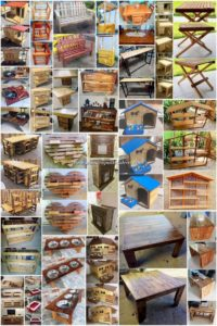 Outstanding Pallet Ideas You Can DIY This Weekend
