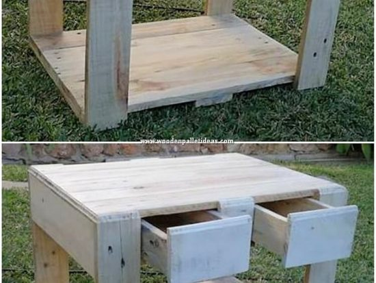 Impressive DIY Wooden Pallet Ideas and Projects