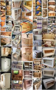 Pleasant DIY Projects for Wood Pallet Reusing