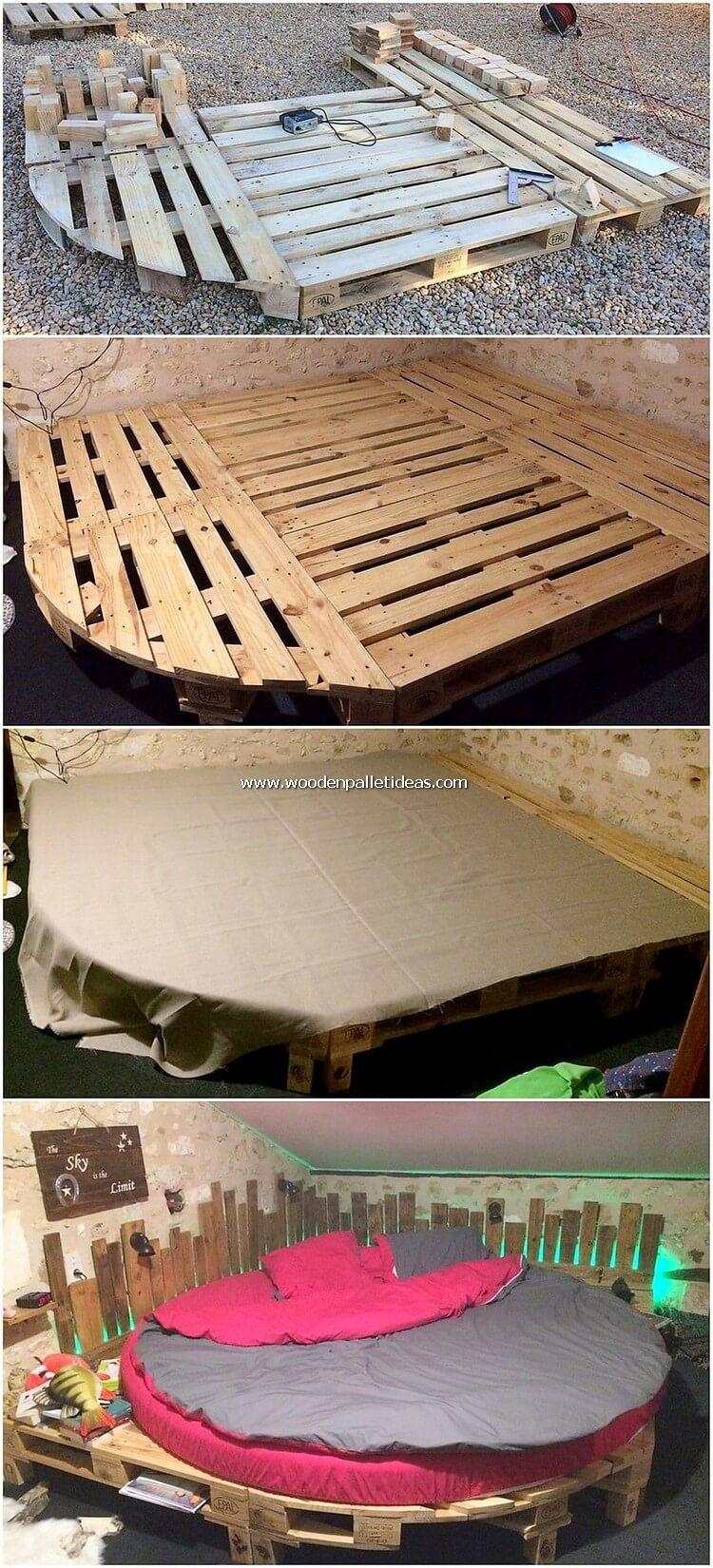 DIY Wood Pallet BEd