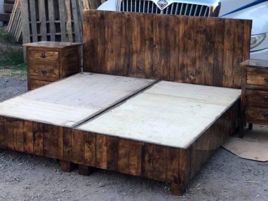 Fantastic Ways for Reusing Old Wooden Pallets