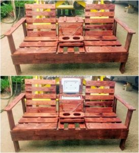 Pallet Bench or Chairs