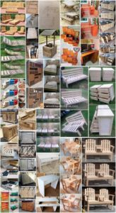 Significant DIY Wooden Pallet Creations and Ideas