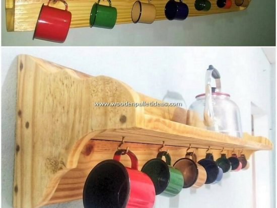 Charming Shipping Wood Pallets DIY Projects