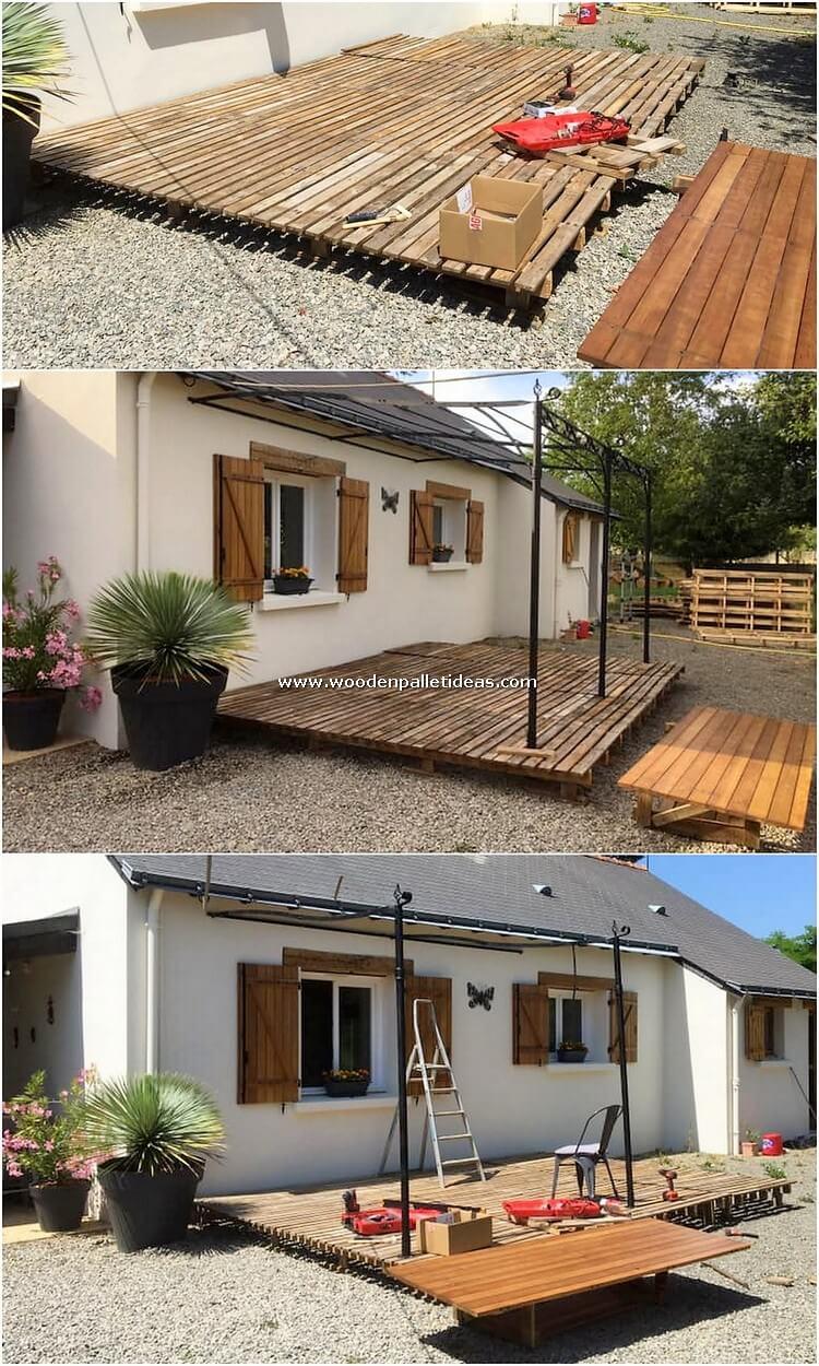 Pallet-Garden-Terrace