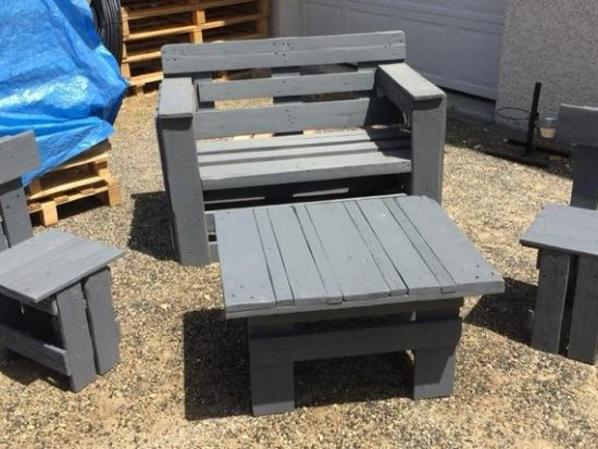 Majestic DIY Ideas with Shipping Pallets