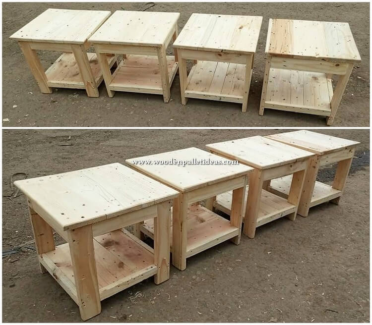 Pallet Tables