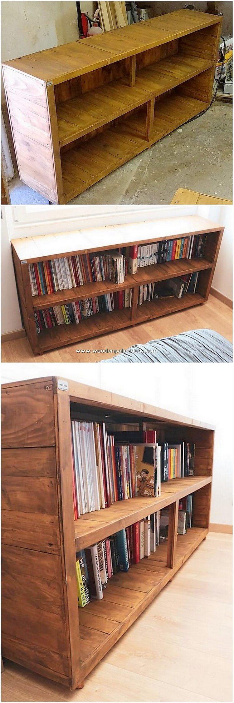 Pallet-Bookshelving-Cabinet