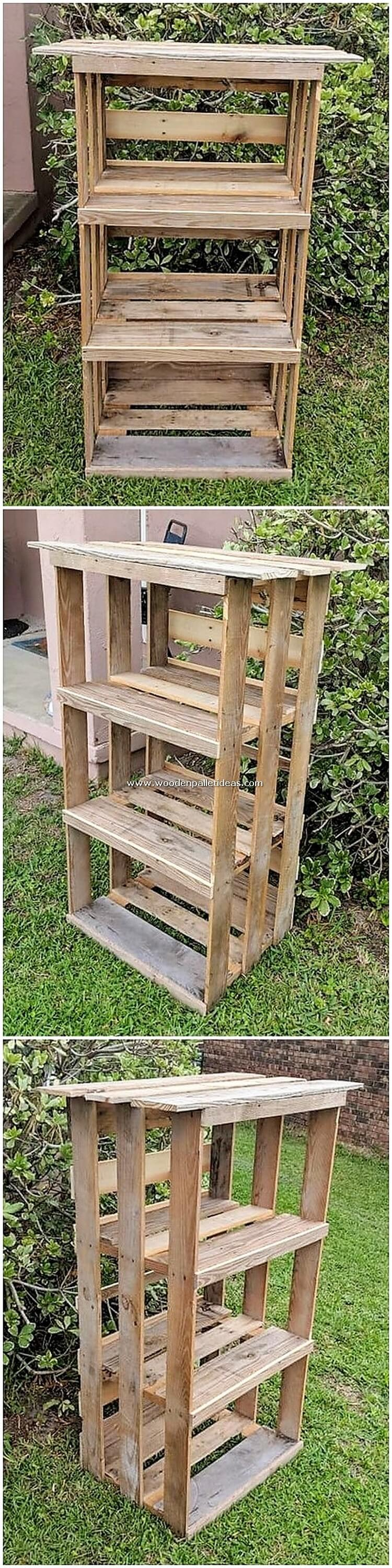 Pallet-Shelving-Stand