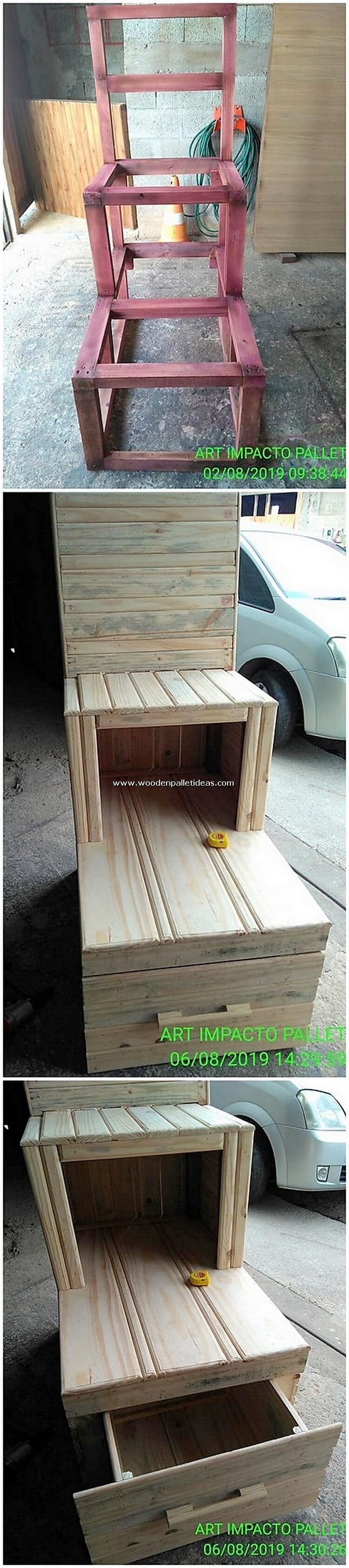 Pallet-Side-Table-with-Drawers-1
